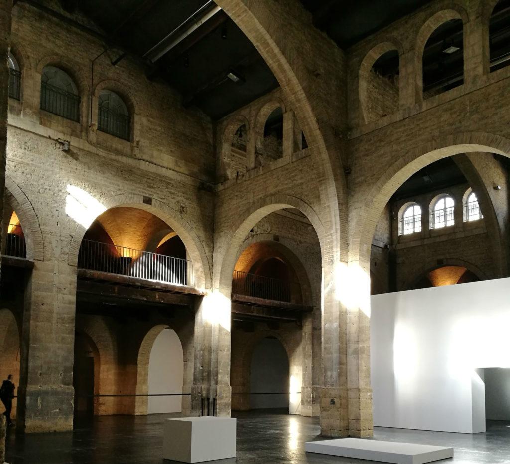 CAPC musée d'art contemporain de Bordeaux
