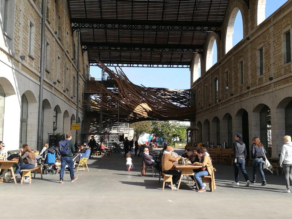 Darwin ecosystem Bordeaux