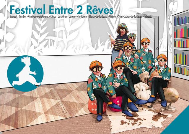 festival entre 2 reves