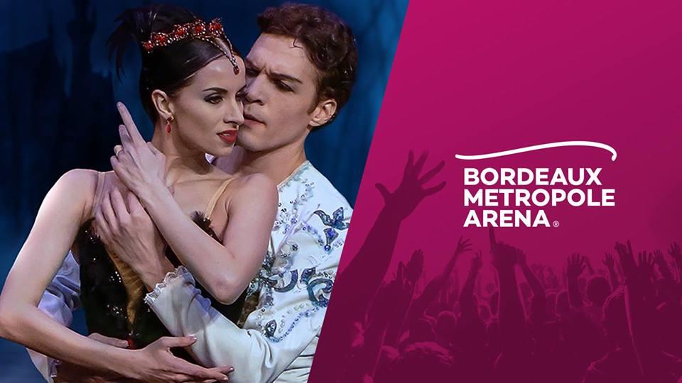 le lac des cygnesc Russian opera