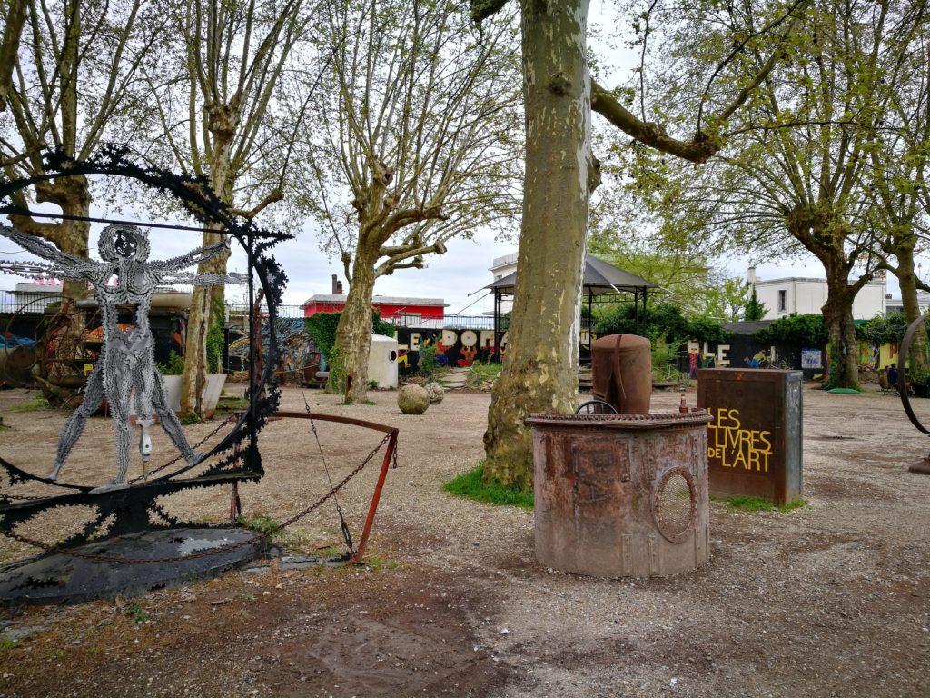 Les Vivres de l'Art in Bordeaux