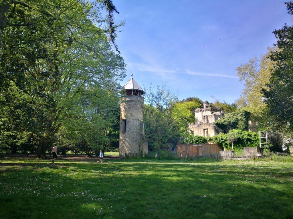 Parc Rivière in Bordeaux