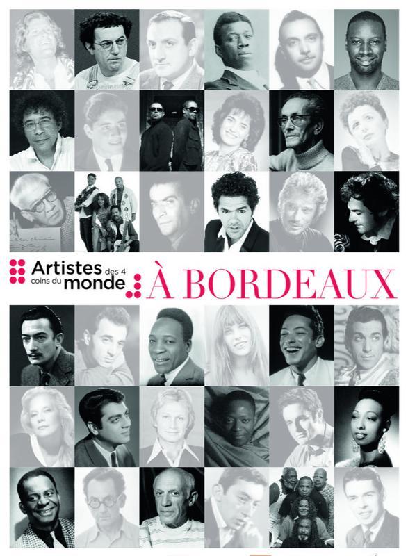 Artistes des 4 coins du monde