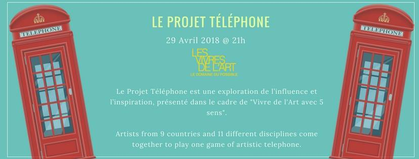 le projet telephone banner