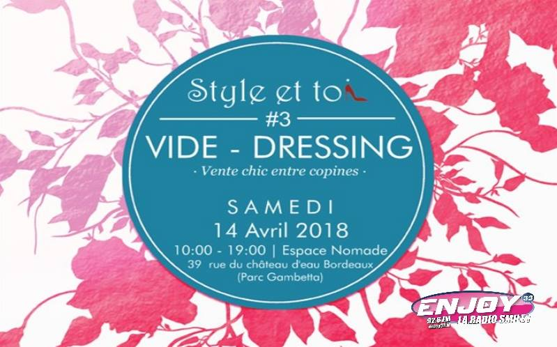 banner of vide dressing nomande bordeaux