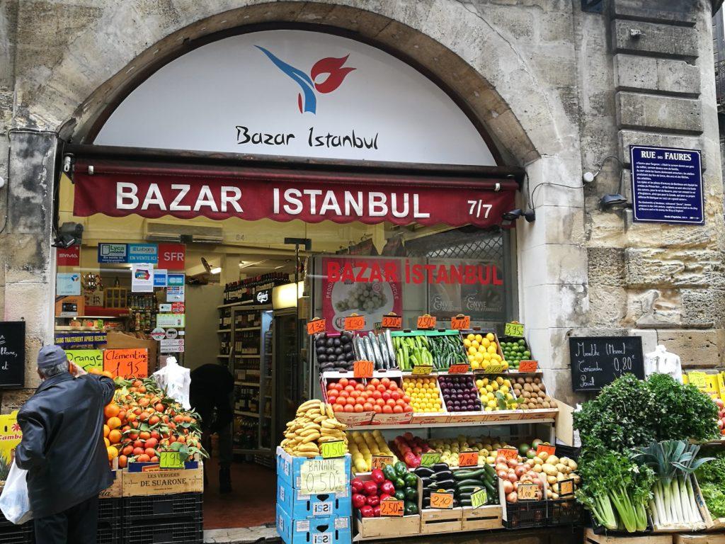Bazar Istanbul Saint Michel