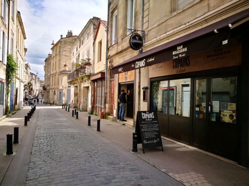 Rue Camille Sauvageau - Saint Michel