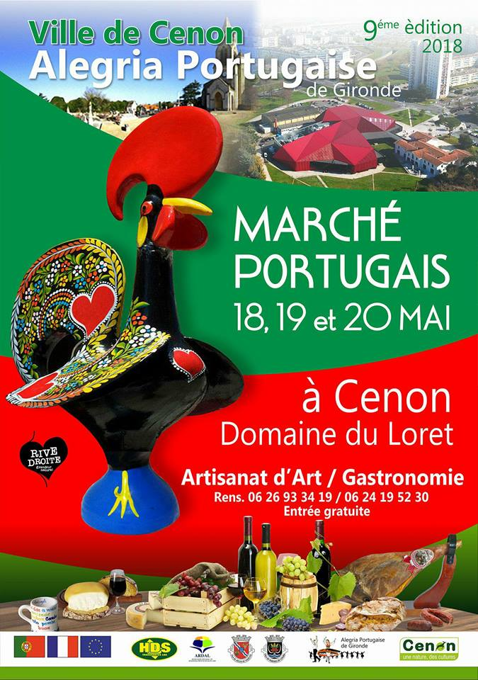 Portugues market in cenon 2018