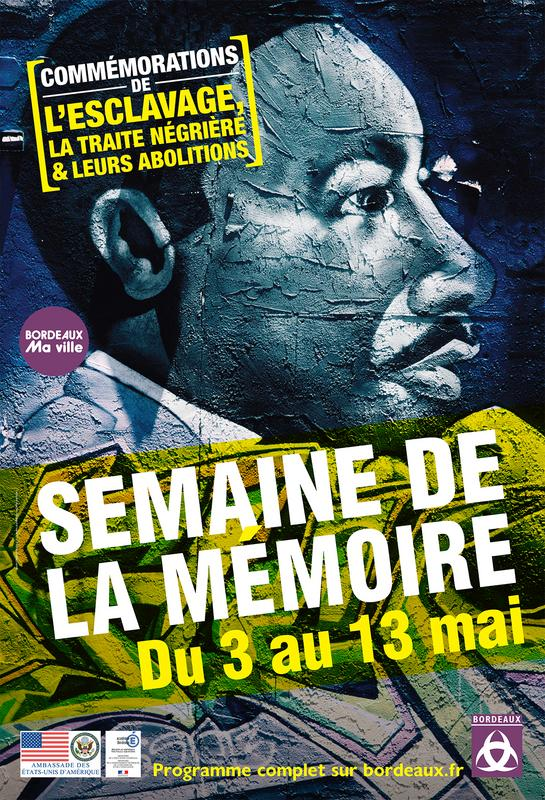 Remembrance of Slavery week in Bordeaux