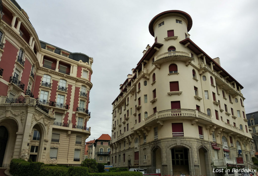 Architecture in Biarritz
