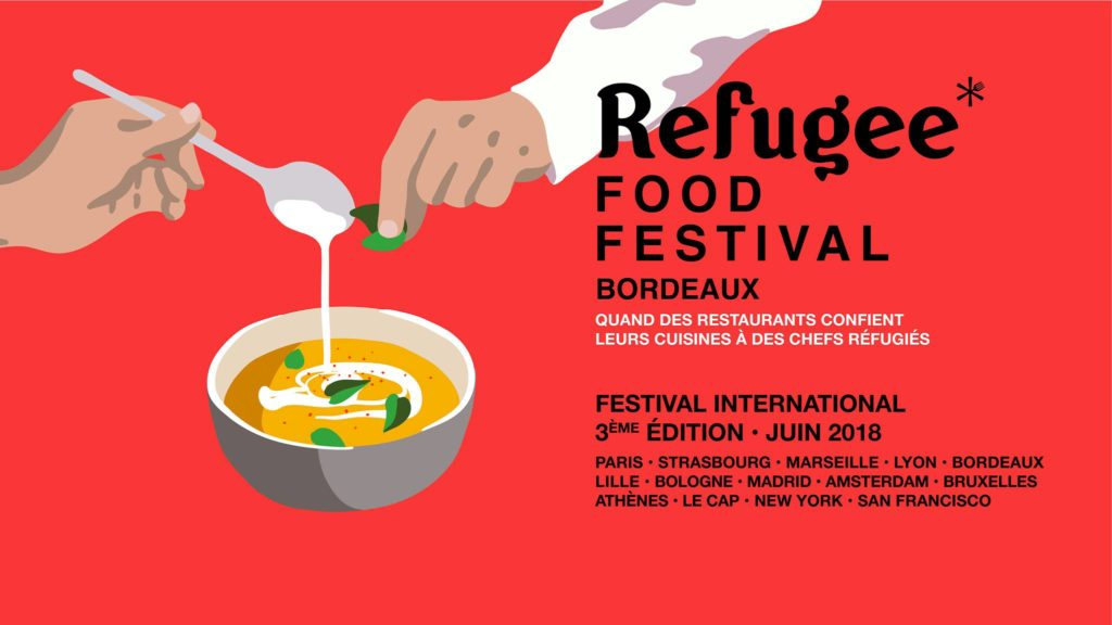 refugee food festival 2018