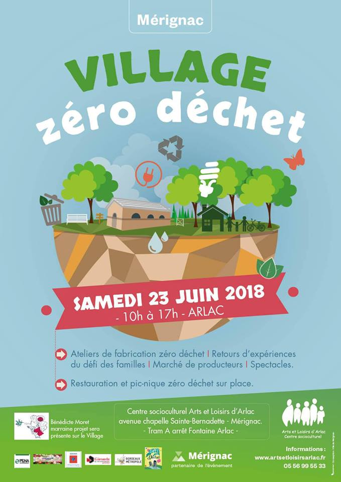 village zero dechet in Bordeaux