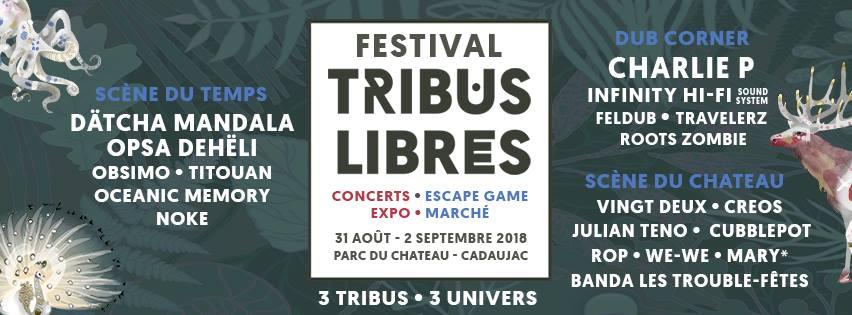 tribus libres festival