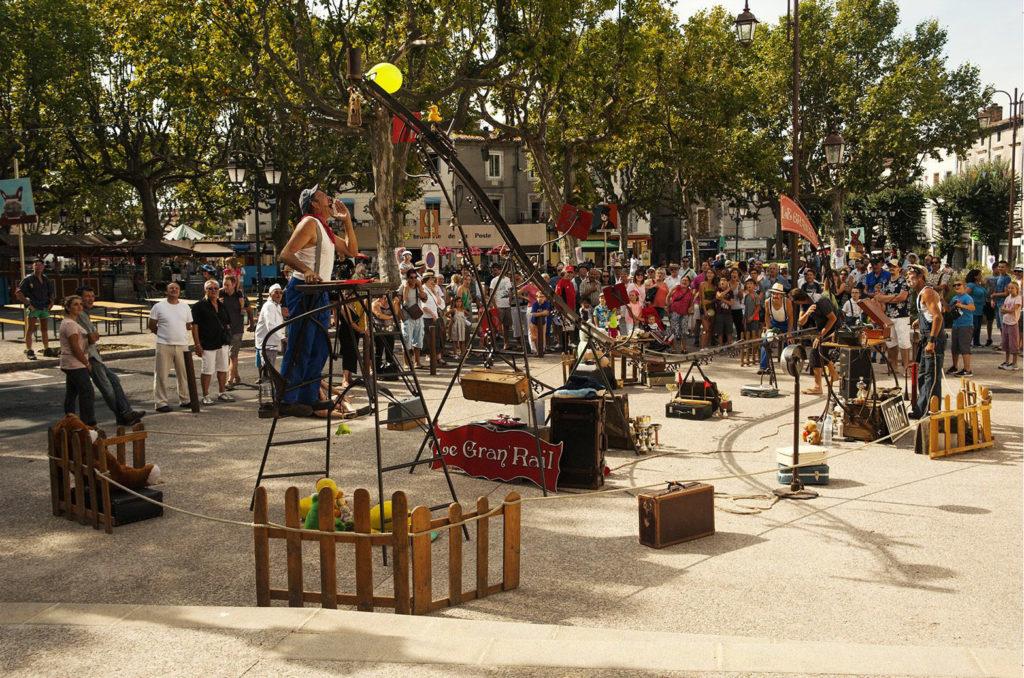 Festival Arts Mêlés
