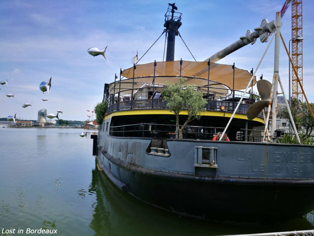Iboat in Bordeaux