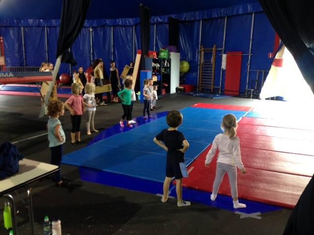 Ecole de cirque Bordeaux