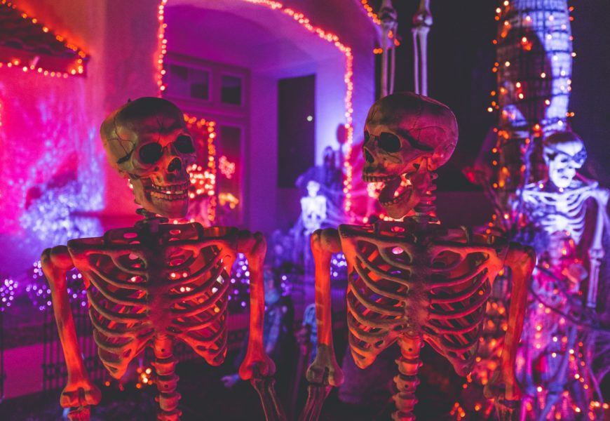 Where to celebrate Halloween in Bordeaux?