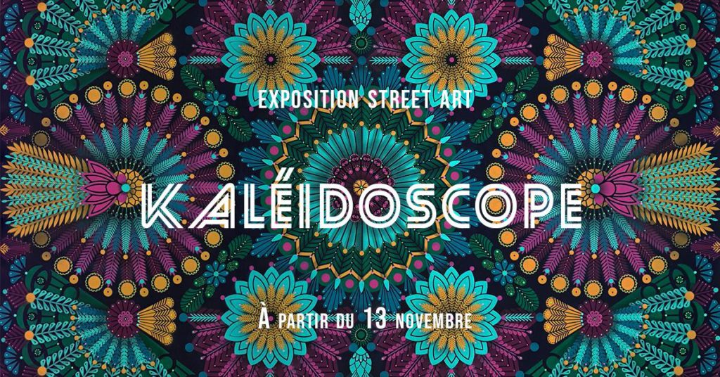 kaleidoscope exhibition