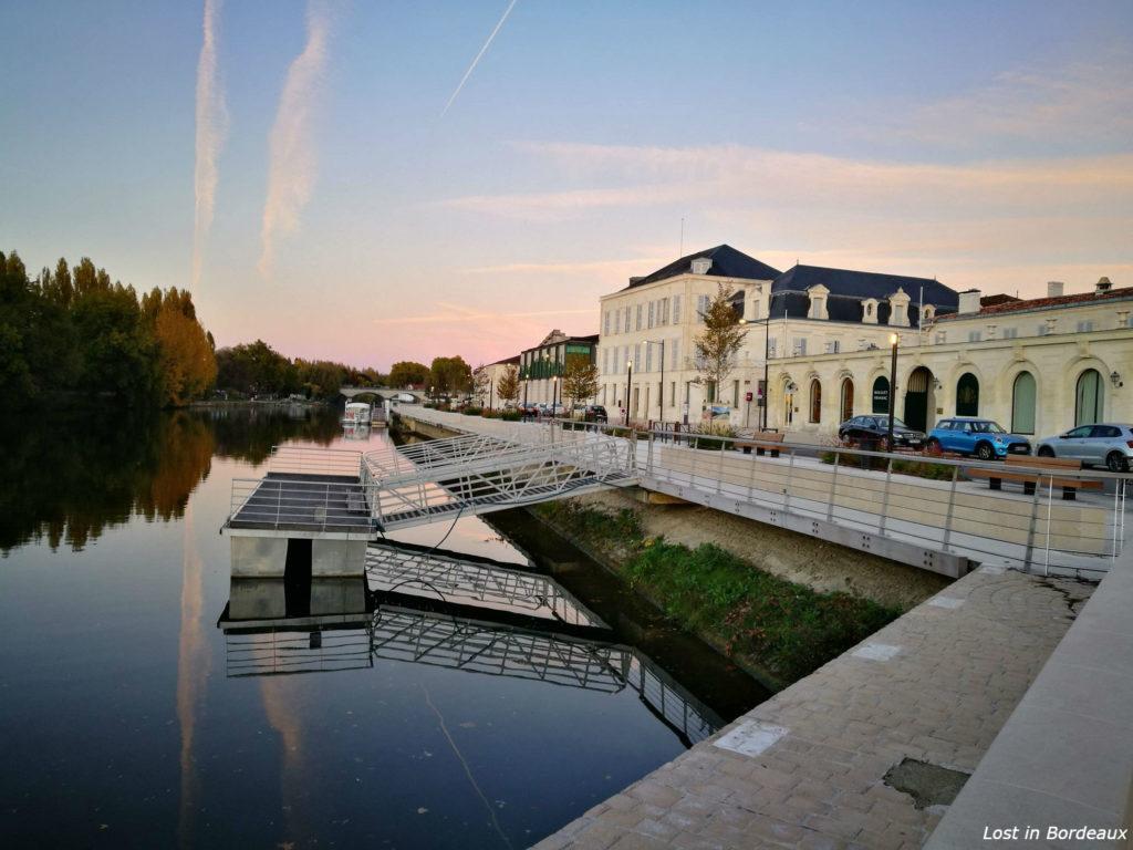 Charente river - Cognac