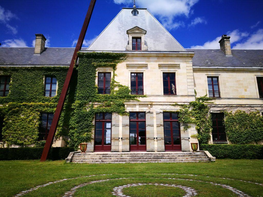 Winery in Medoc, Bordeaux