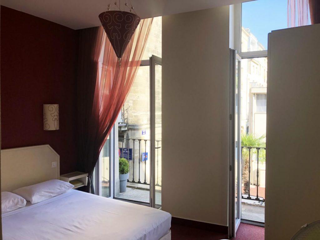 acanthe hotel Bordeaux