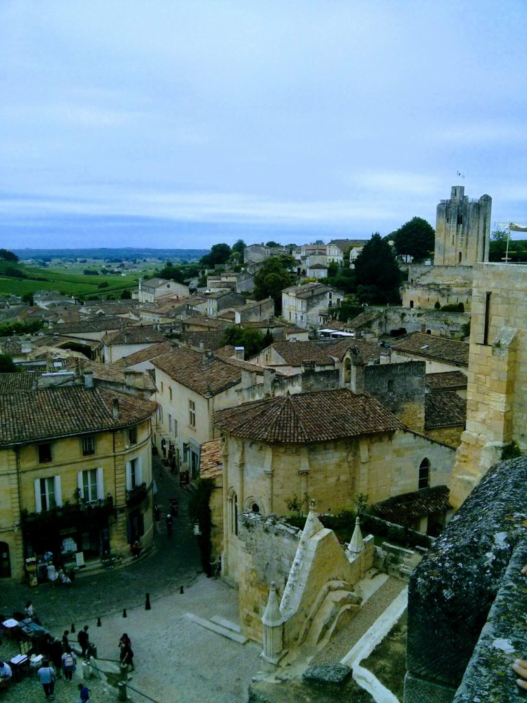 Day trip from Bordeaux to Saint Emilion