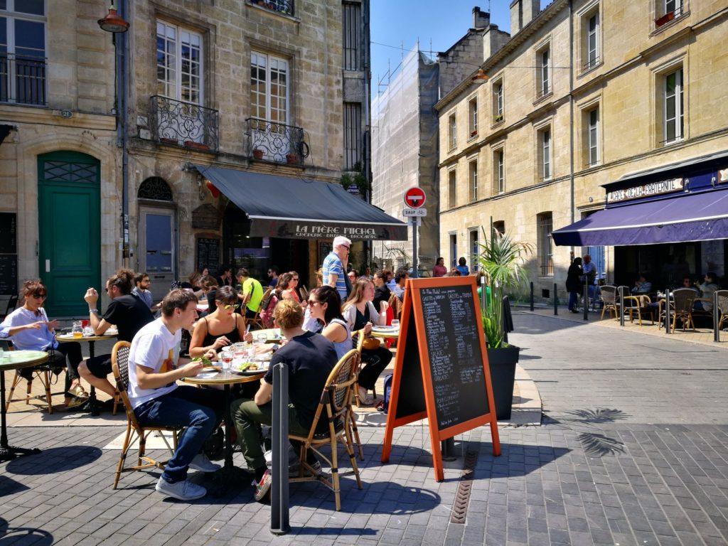 Saint Michel in Bordeaux