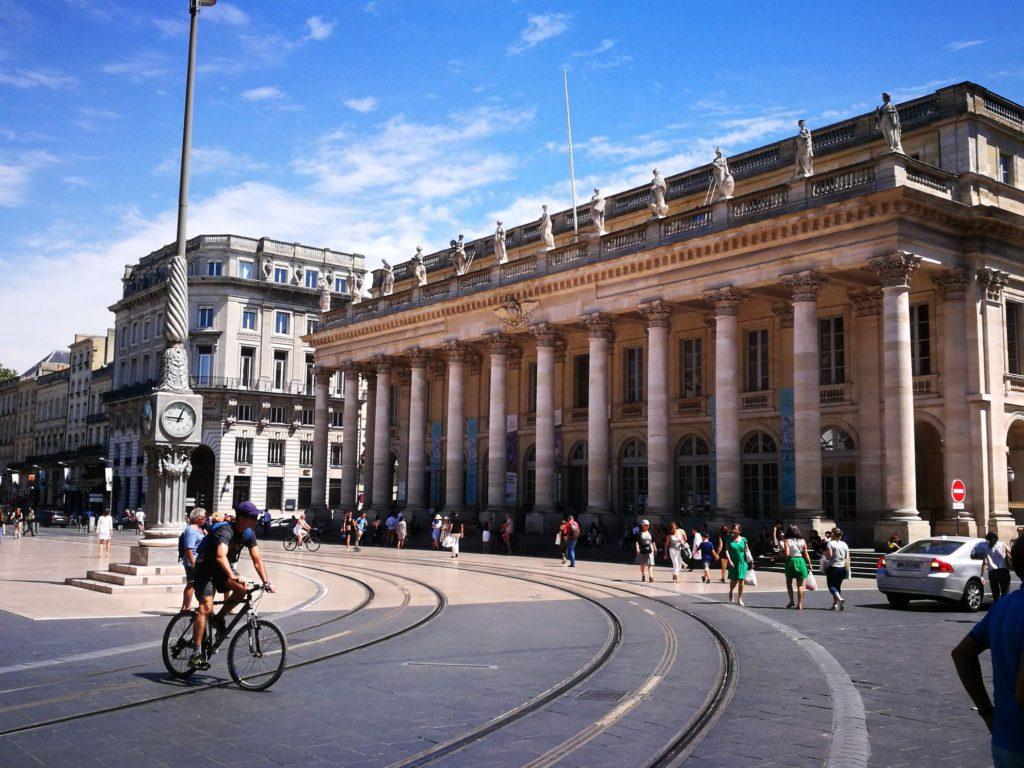 Opera of Bordeaux