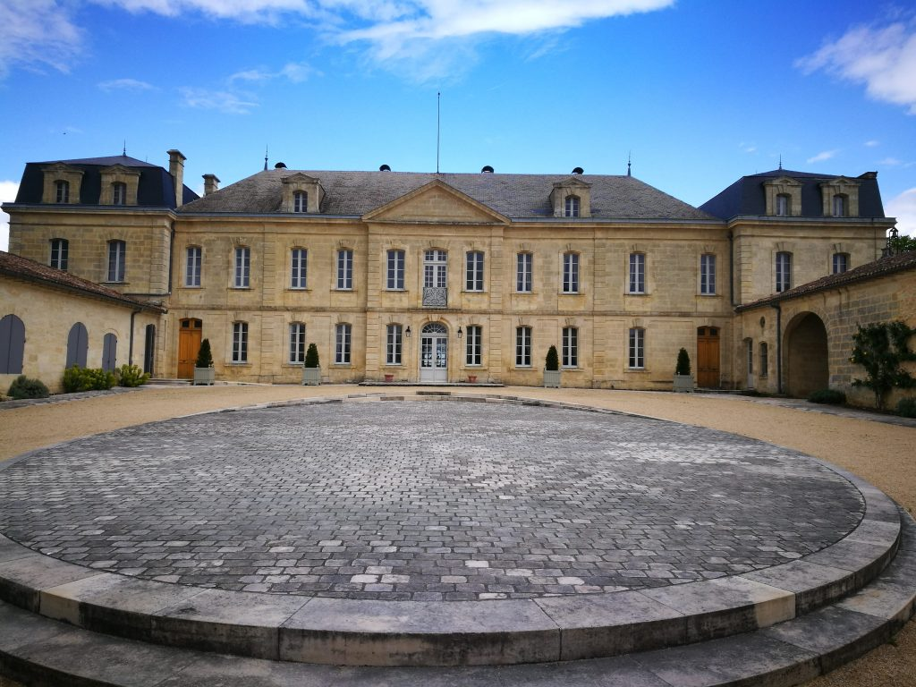 Chateau Soutard  in saint emilion