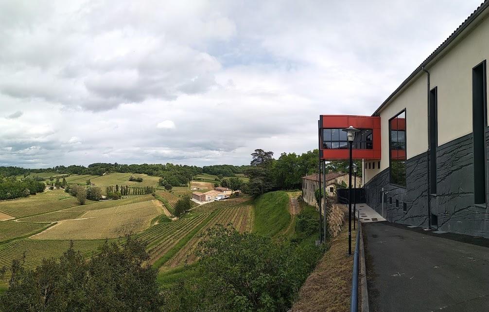 Chateau La Croizzille in Saint Emilion