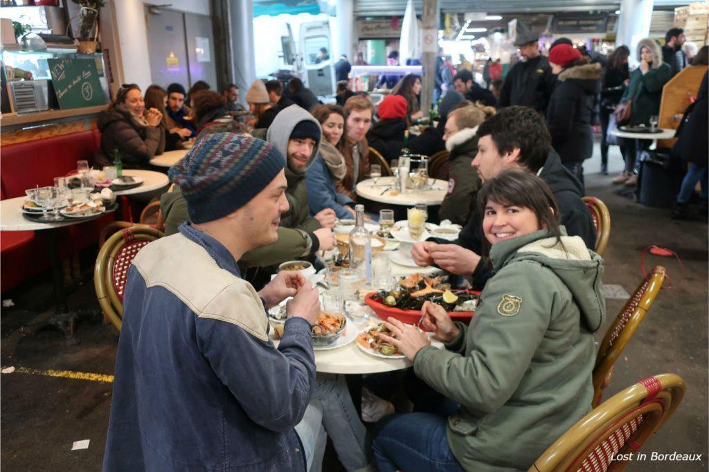 Chez-jean-mi Bordeaux market