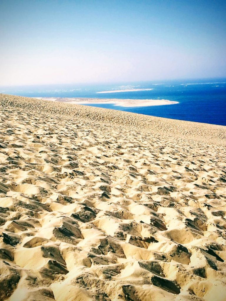 dune du Pilat - one day trips from Bordeaux