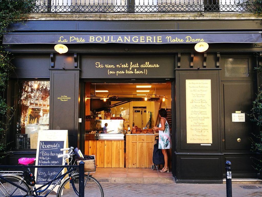 Boulangerie chartrons Bordeaux