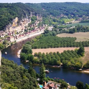Kayaking and Canoeing on the Dordogne river