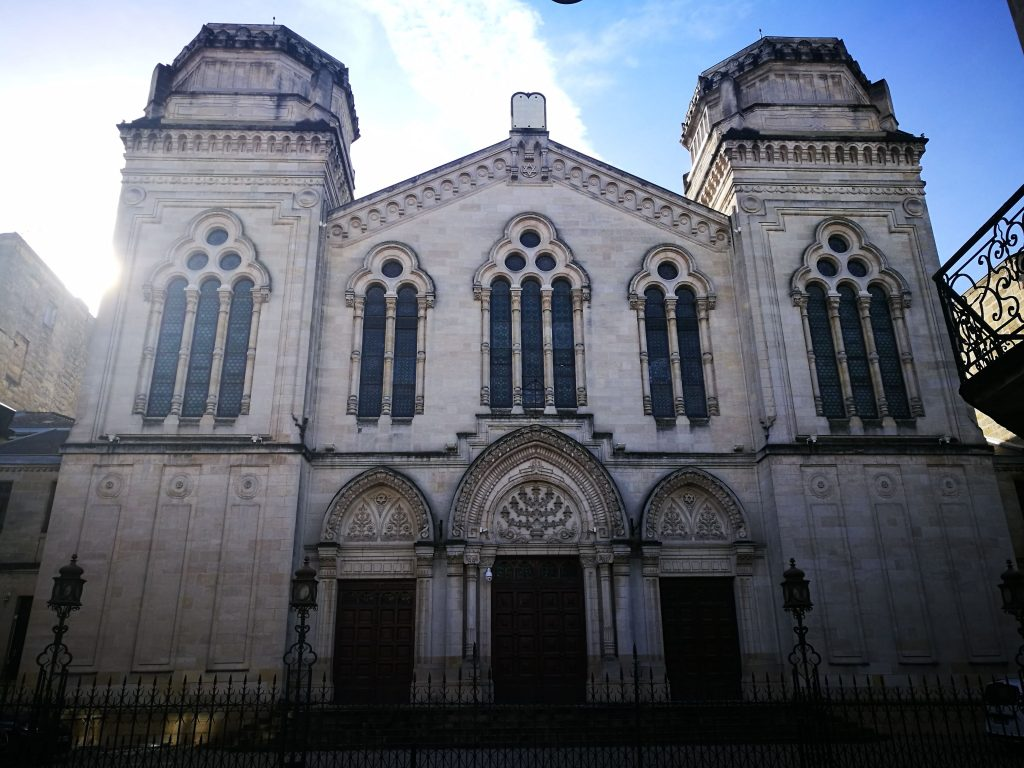synagogue bordeaux