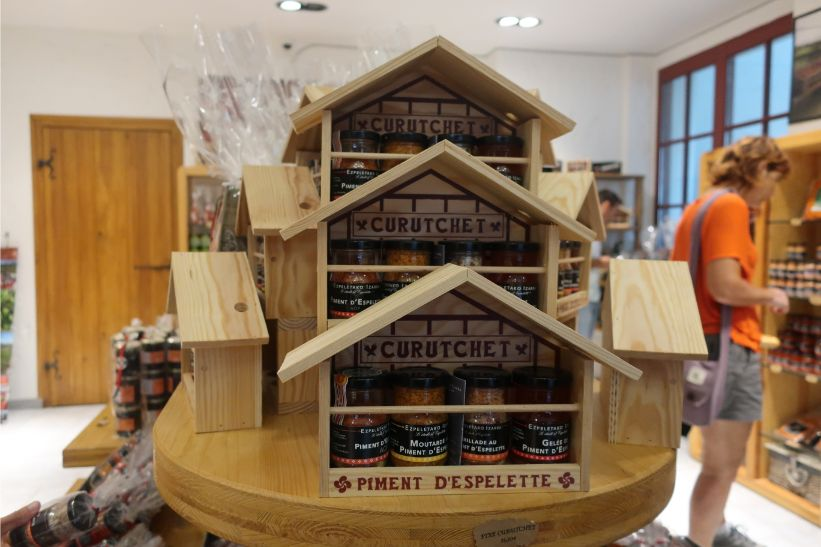 spices-shops to visit in Espelette