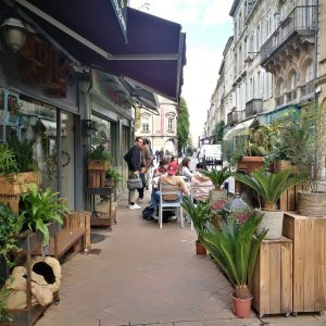 What to do in Chartrons – the posh district of Bordeaux