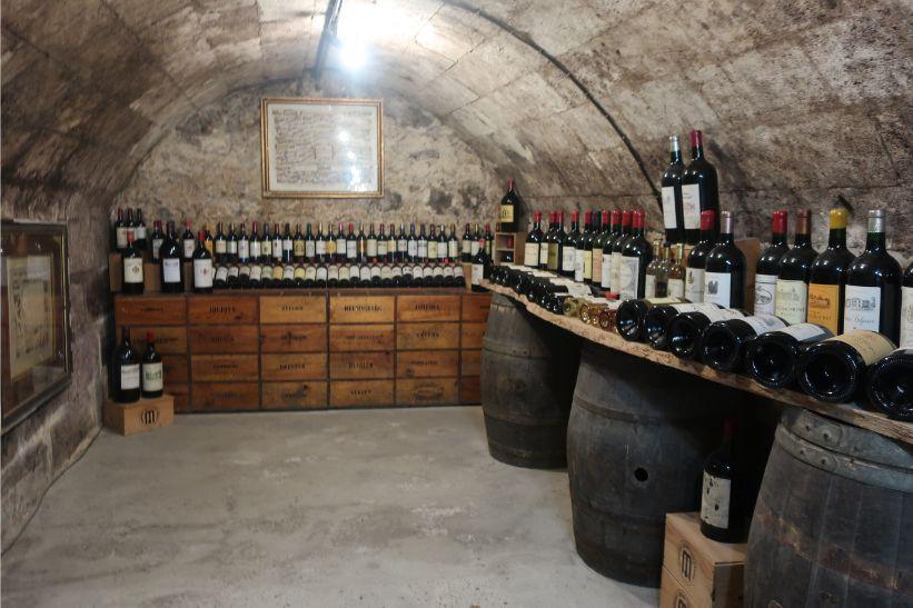 musee du vin et du Négoce bordeaux