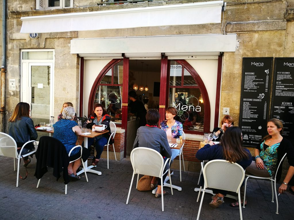 Mona Cafe Bordeaux