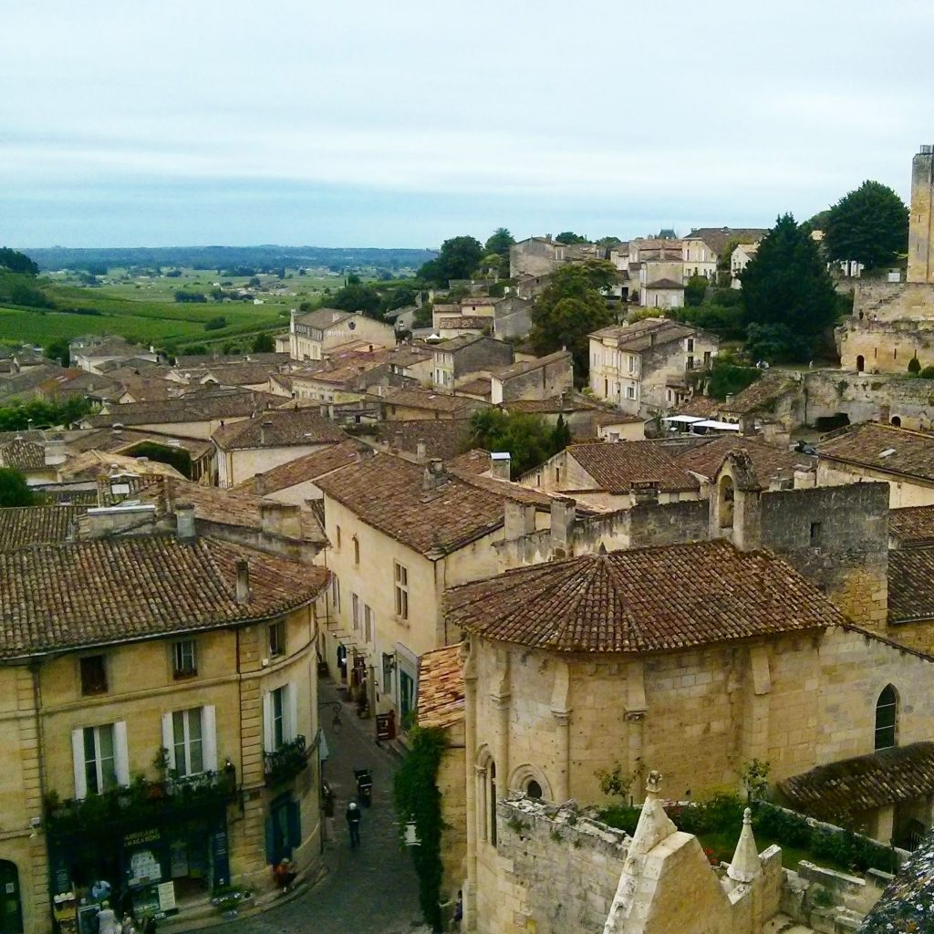 day trip to Saint Emilion
