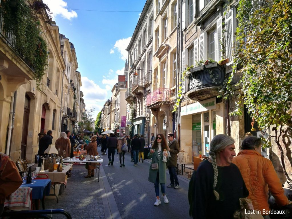what to do in Chartrons Bordeaux