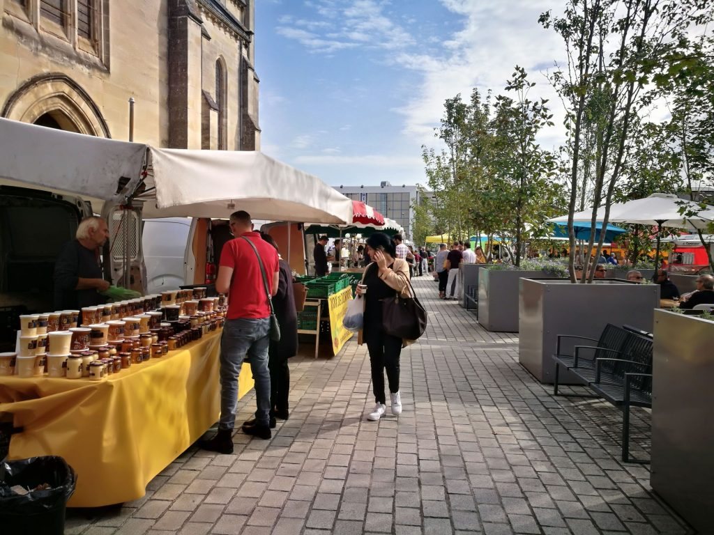 One of the best markets in Bordeaux - Merignac