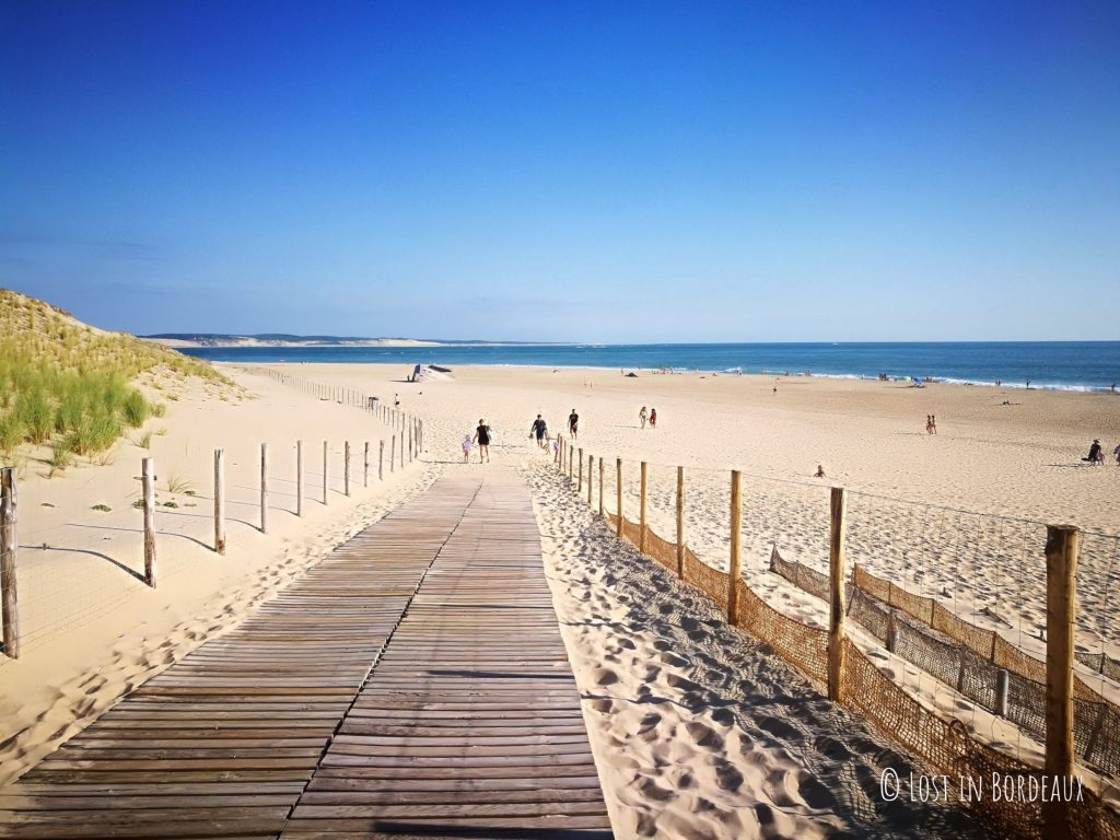 Cap Ferret - one of the best day trips from Bordeaux to Arcachon