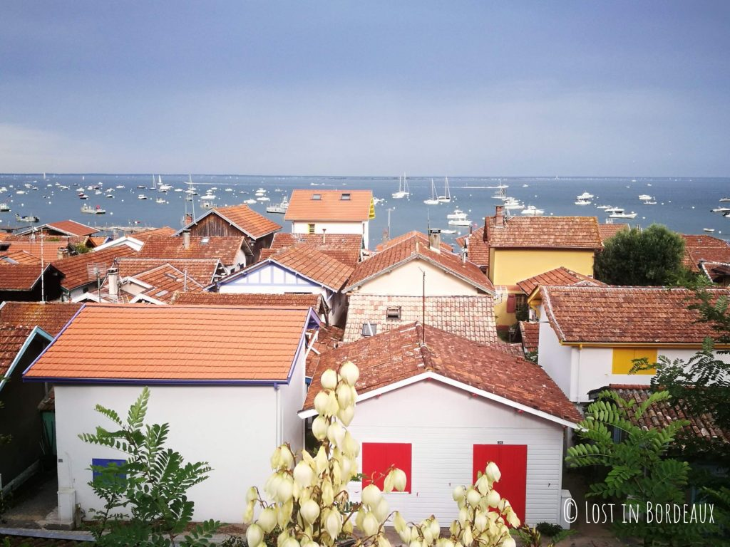 L'herbe - a beautiful village on the Arcachon Bay