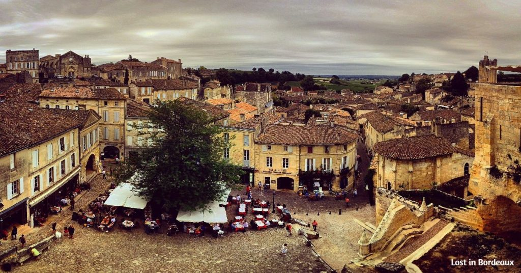 A day trip to Saint Emilion in the southwest of France