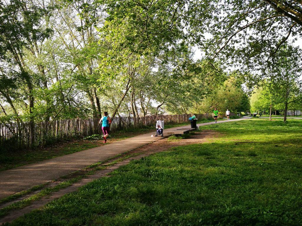 Parc aux Angéliques in Bastide