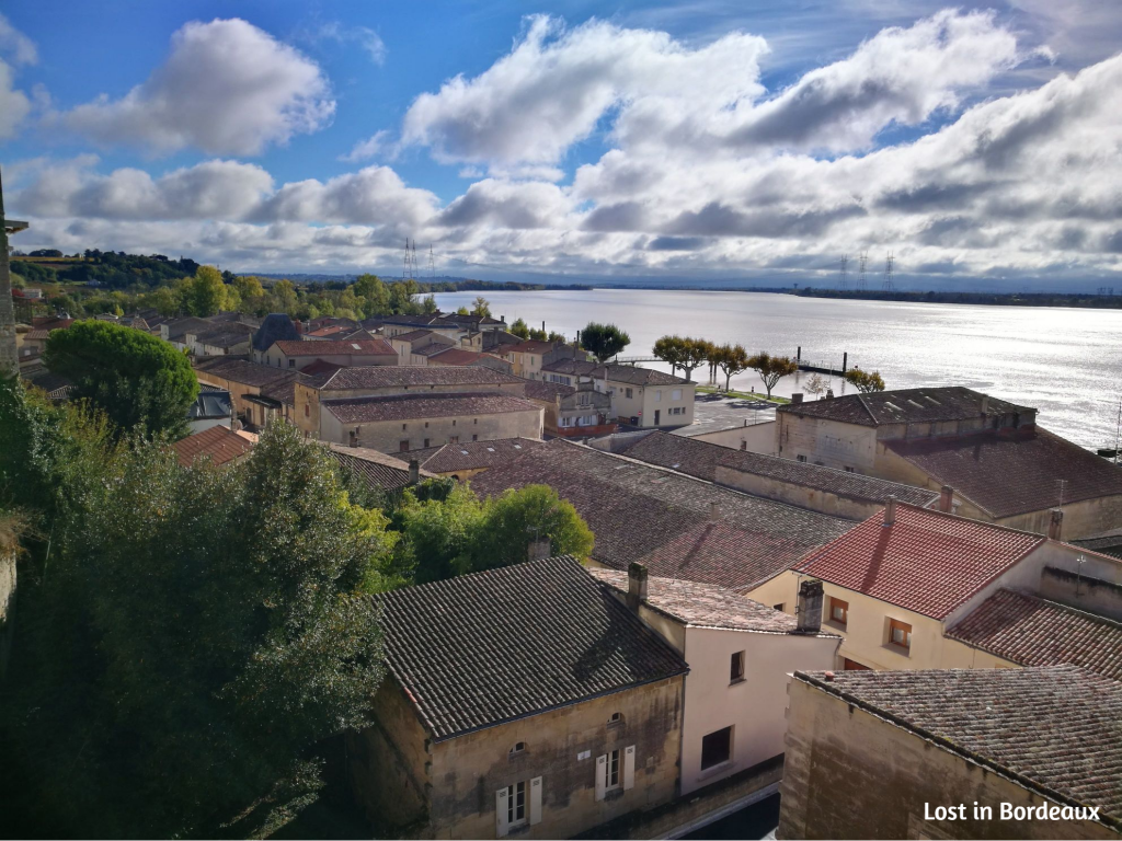 Bourg - a beautiful day trip from Bordeaux