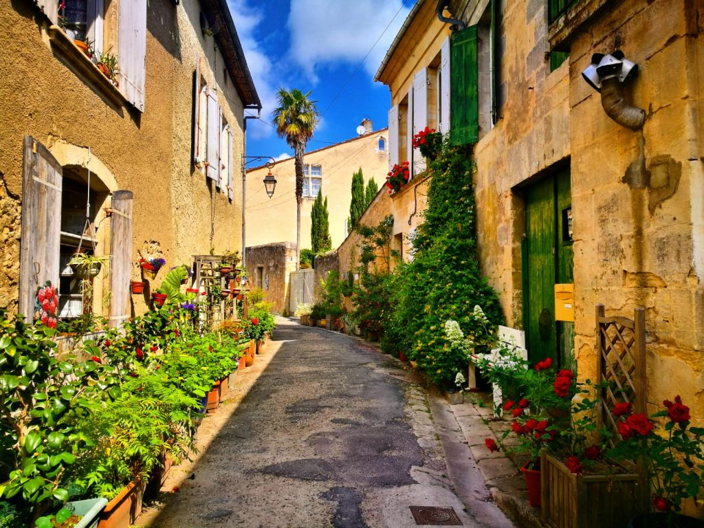 the most beautiful villages in Gironde