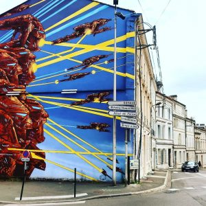 Discover Angoulême – the street art capital of France