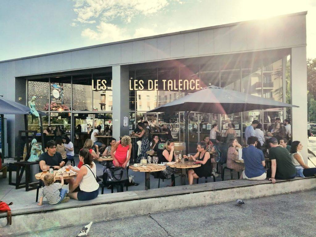 Halles de Talence - chic market near Bordeaux